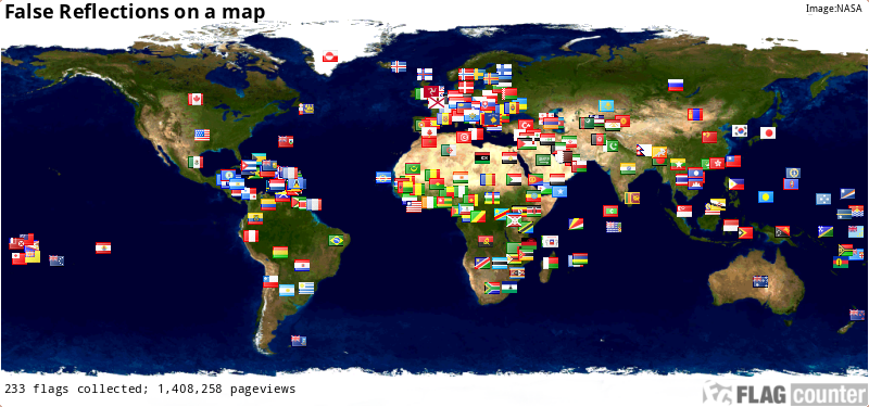 http://s01.flagcounter.com/map/w99/size=l/txt=000000/border=FFFFFF/pageviews=1/viewers=False+Reflections+on+a+map/