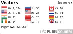 Penghitung Bendera